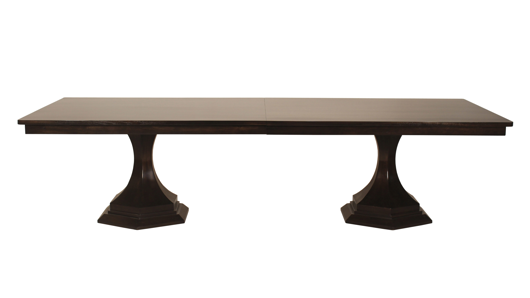 Picture of ADDISON DOUBLE PEDESTAL TABLE