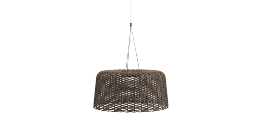 Picture of AMBIENT MESH EXTRA LARGE PENDANT LAMP (CAROB)