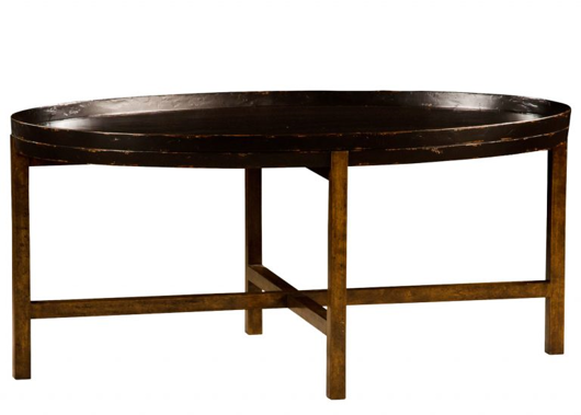 Picture of ALESSIO ELLIPTICAL COCKTAIL TABLE P-006
