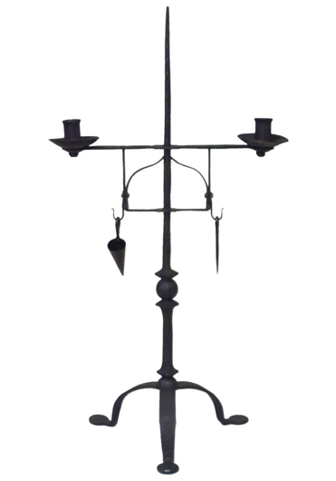 Picture of BASTILLE CANDLESTICK CA-104